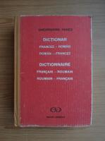 Anticariat: Gheorghina Hanes - Dictionar Francez-Roman; Roman-Francez