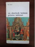 Anticariat: Guy Isnard - Un Sherlock Holmes printre tablouri