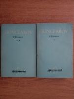Anticariat: I. A. Goncearov - Oblomov (2 volume)