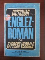Ileana Galea - Dictionar Englez-Roman de expresii verbale