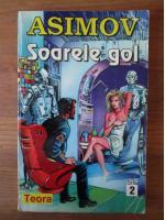 Anticariat: Isaac Asimov - Soarele gol