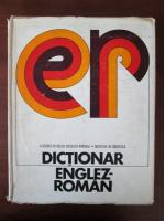 Anticariat: Leon Levitchi - Dictionar Englez-Roman (120.000 de cuvinte)