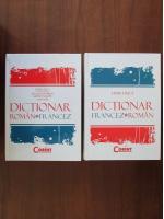Anticariat: Lydia Ciuca - Dictionar Roman-Francez; Francez-Roman (2 volume)