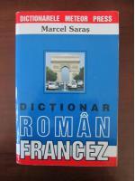 Anticariat: Marcel Saras - Dictionar Roman-Francez; Francez-Roman