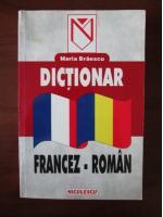 Anticariat: Maria Braescu - Dictionar Francez-Roman