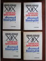 Anticariat: Mihail Solohov - Donul linistit (4 volume)