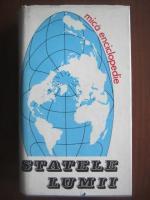 Anticariat: Mircea Malita - Statele lumii. Mica enciclopedie