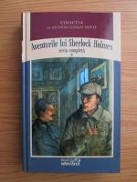 Anticariat: Arthur Conan Doyle - Aventurile lui Sherlock Holmes (volumul 1)