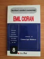 Carmen Ligia Radulescu - Emil Cioran. Constiinta ca fatalitate