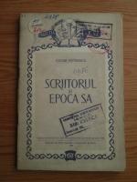 Anticariat: Cezar Petrescu - Scriitorul si epoca sa