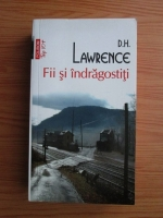 Anticariat: D. H. Lawrence - Fii si indragostiti (Top 10+)