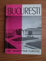 Anticariat: Darie Constantin - Bucuresti. Mic indreptar turistic