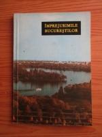 Anticariat: George Ivascu - Imprejurimile Bucurestilor