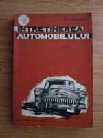 Gheorghe Pitulescu - Intretinerea automobilului