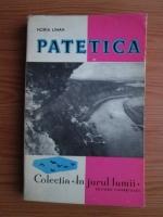 Horia Liman - Patetica. Germania, ieri si azi