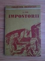 Anticariat: J. Clos - Impostorii