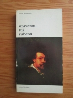 Anticariat: Jacob Burckhardt - Universul lui Rubens