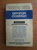 Anticariat: Maria Cordoneanu - George Cosbuc interpretat de...