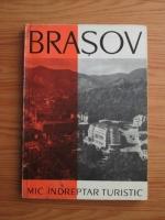 Anticariat: Mihai Murgu - Brasov si imprejurimi. Mic indreptar turistic