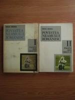 Anticariat: Mihail Drumes - Povestea neamului romanesc (2 volume)
