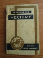 Anticariat: Mihail Sadoveanu - Vechime (1940)