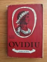 Anticariat: Ovidiu Drimba - Ovidiu, poetul Romei si al Tomisului