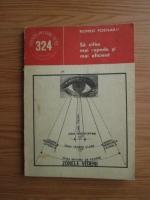 Anticariat: Romeo Poenaru - Sa citim mai repede si mai eficient