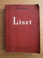 Anticariat: Th. Balan - Liszt