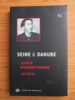 Dossier Benjamin Fondane - Seine et Danube