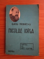 Barbu Theodorescu - Nicolae Iorga (1943)