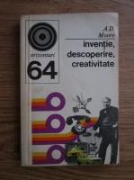 A. D. Moore - Inventie, descoperire, creativitate