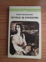Anticariat: Barbu Stefanescu Delavrancea - Nuvele si povestiri