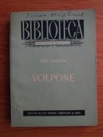 Anticariat: Ben Jonson - Volpone