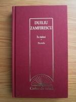 Anticariat: Duiliu Zamfirescu - In razboi. Nuvele