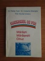 Anticariat: Florian Tuca, Cristache Gheorghe, Nicolae Ionescu - Triunghiul de foc. Marasti-Marasesti-Oituz