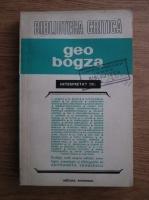 Geo Bogza interpretat de (biblioteca critica)