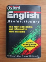 Anticariat: Helen Liebeck - The Oxford english minidictionary