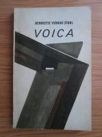 Anticariat: Henriette Yvonne Stahl - Voica