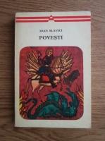 Ioan Slavici - Povesti
