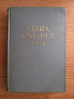 Anticariat: Karl Marx, Friedrich Engels - Opere (volumul 2)