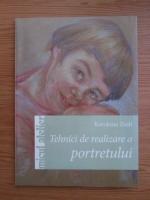 Anticariat: Koroknai Zsolt - Tehnici de realizare a portretului