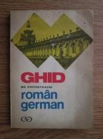 Anticariat: Liane Bidian, Ilse Chivaran Muller - Ghid de conversatie roman-german
