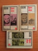 Anticariat: Marcus Tullius Cicero - Opere alese (3 volume)