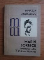 Anticariat: Mihaela Andreescu - Marin Sorescu. Instantaneu critic