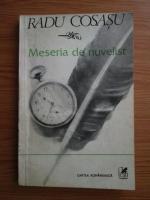Anticariat: Radu Cosasu - Meseria de nuvelist