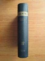 Anticariat: Vladimir Ilici Lenin - Opere complete (volumul 12)