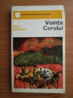 Anticariat: Artur Lundkvist - Vointa Cerului