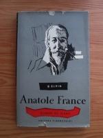 Anticariat: B. Elvin - Anatole France