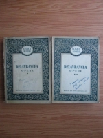 Anticariat: Barbu Stefanescu Delavrancea - Opere (2 volume)
