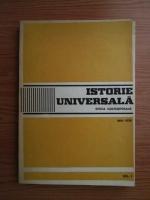 Anticariat: C. Buse, I. Cartana, Gh. Ionita - Istorie universala. Epoca contemporana (volumul 1)